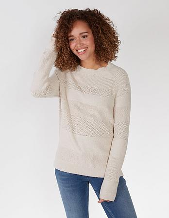 Leah Textured Sweater