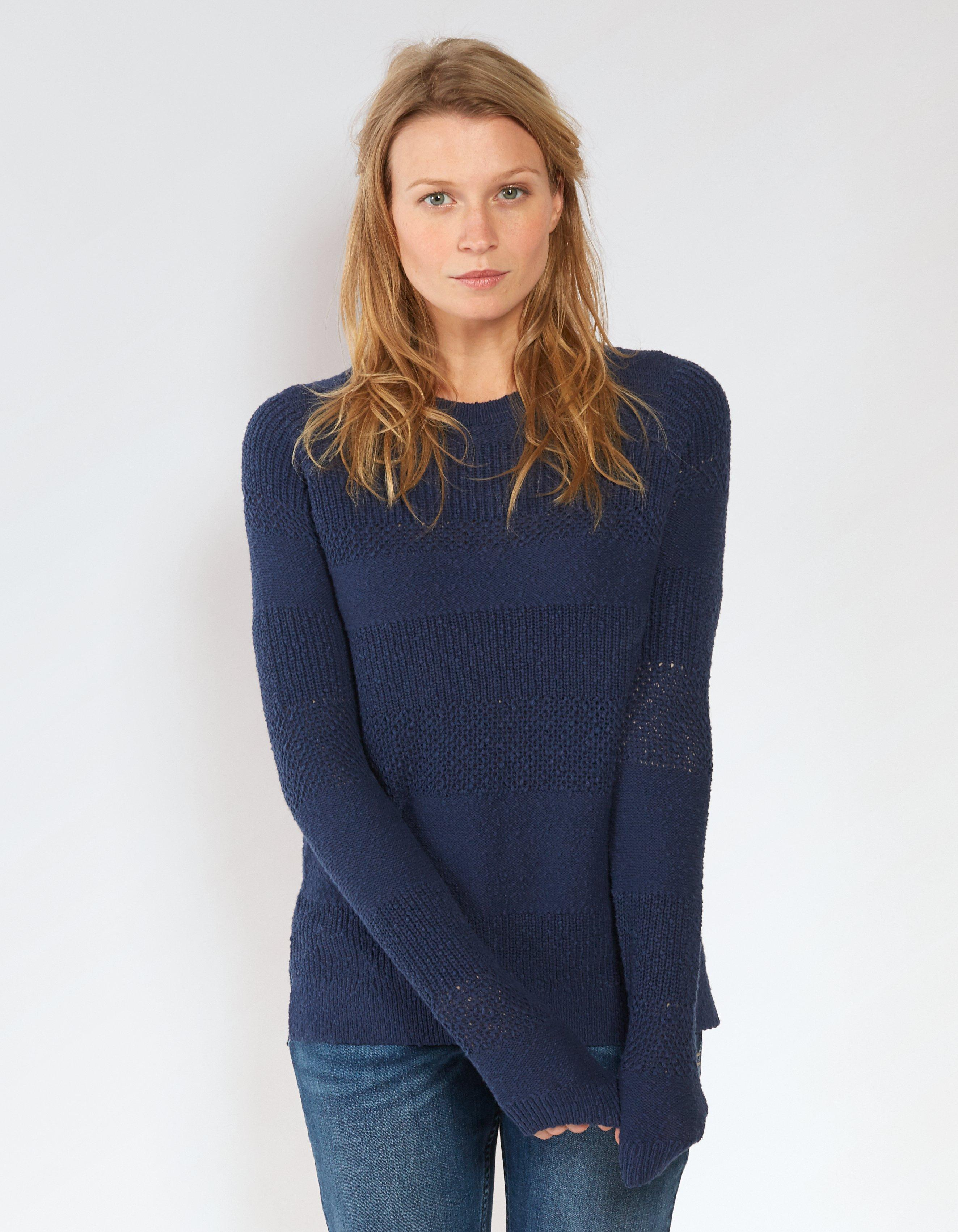 Leah Textured Jumper