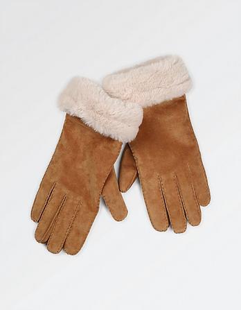 Suede Soft Gloves