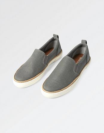 Aston Slip On Trainers