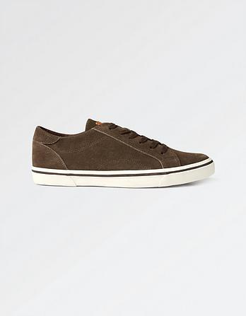 Adbury Suede Lace-Up Sneakers