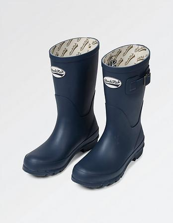 Rockfish Short Matt Wellies