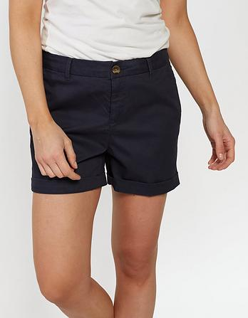 Organic Cotton Padstow Chino Shorts
