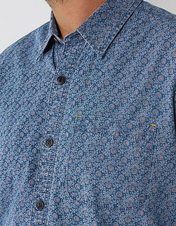 Richmond Floral Print Shirt