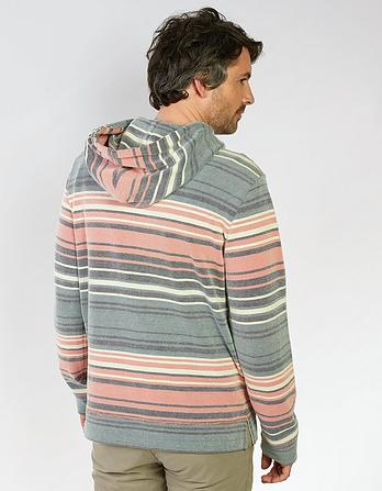 Salcombe Stripe Hoody