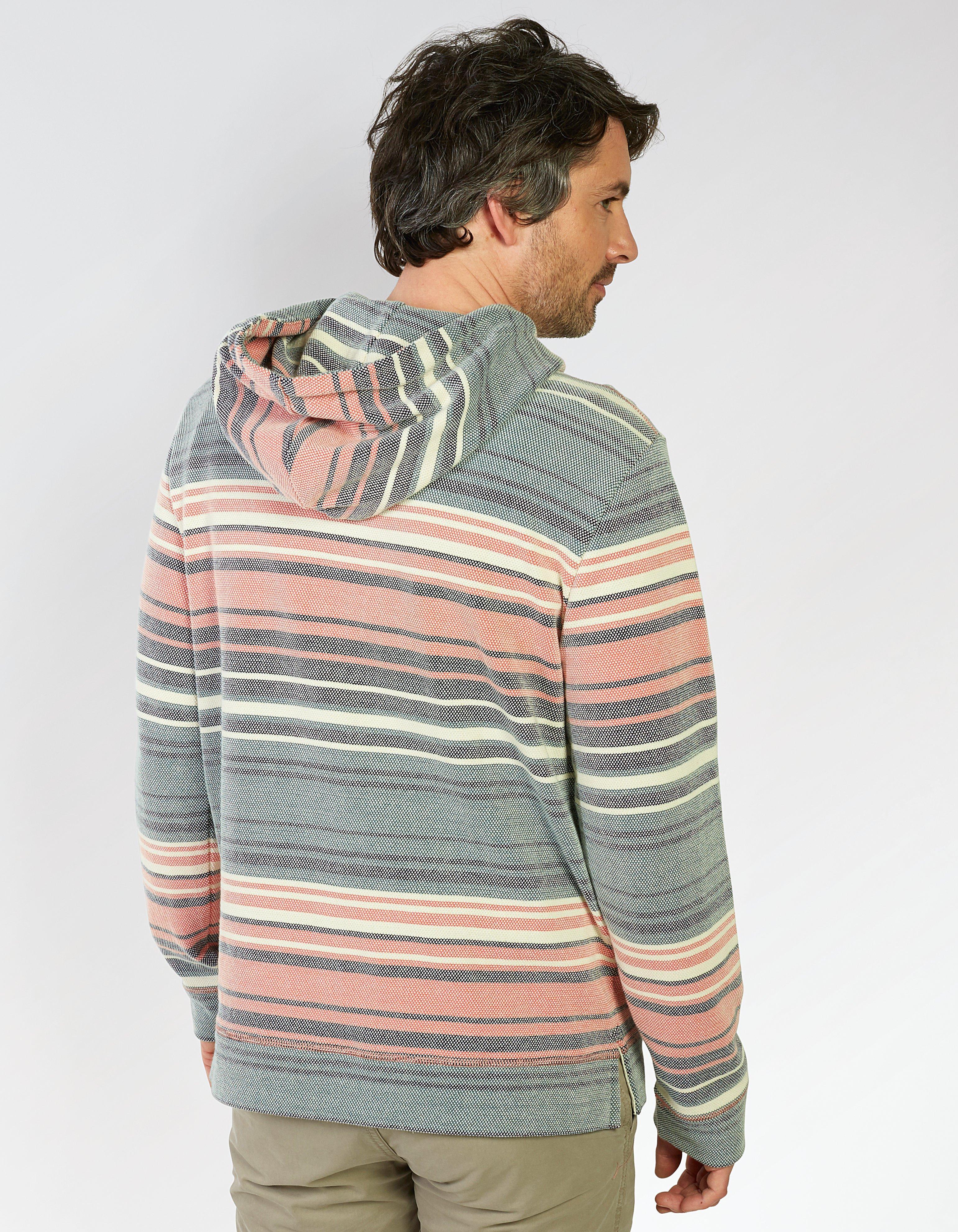 Salcombe Stripe Hoody