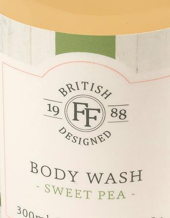 Sweet Pea Body Wash