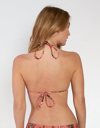 Palace Geo Macrame Bikini Top