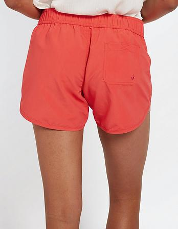 Plain Board Shorts