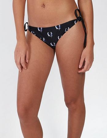 Parakeet Tie Side Bikini Bottoms