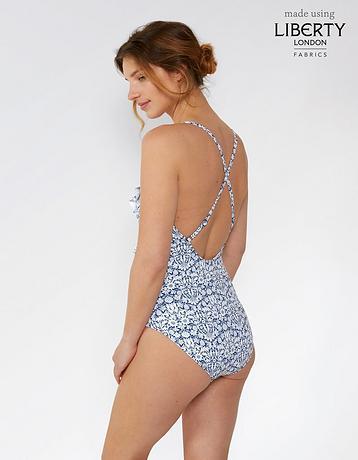 Liberty Ruffle Swimsuit