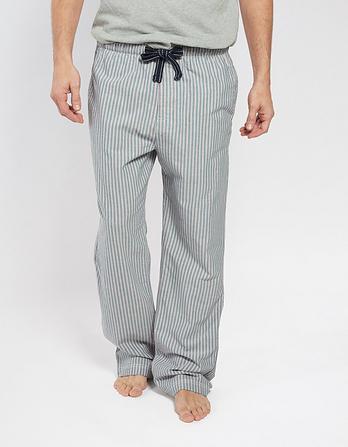 Oxford Stripe Lounge Pants