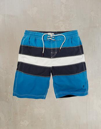 Reef Twin Stripe Swim Shorts