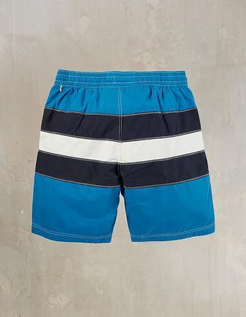 Reef Twin Stripe Swim Shorts