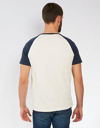 Football Organic Cotton Graphic T-Shirt