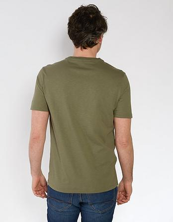 Happy Hour Organic Cotton Graphic T-Shirt