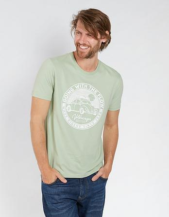 VW Go With the Flow Graphic T-Shirt