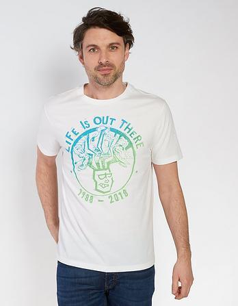 30 Years Organic Cotton Graphic T-Shirt