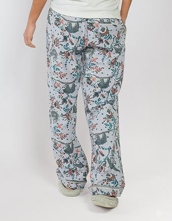 Sloth Print Classic Lounge Pants
