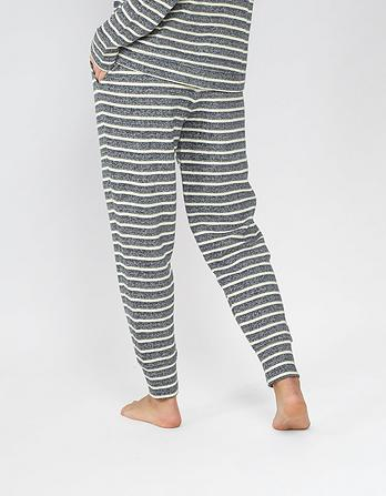 Stripe Lounge Joggers