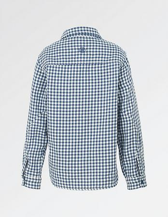 Raley Gingham Shirt