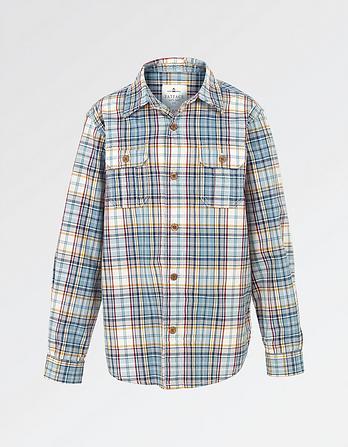 Ridge Check Shirt