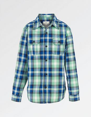 Ridge Check Shirt