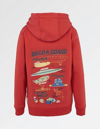 Build a Board Popover Hoody