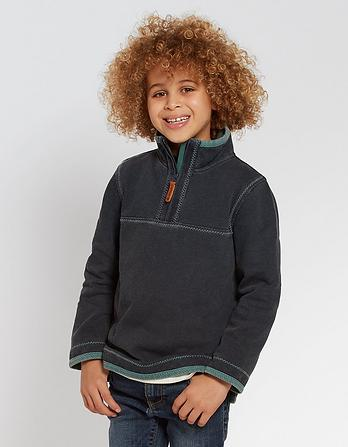 Mini Airlie Plain Sweat
