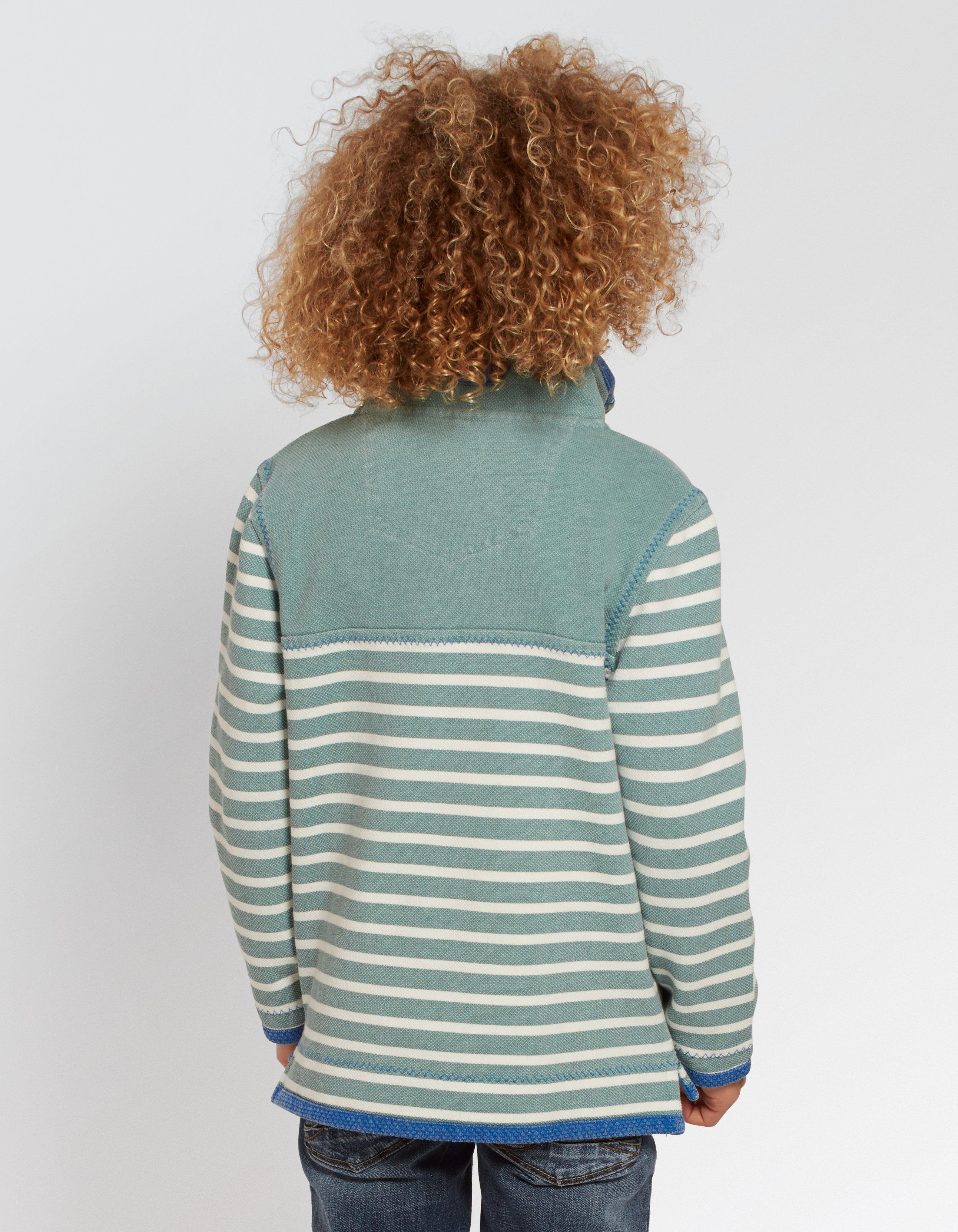 Mini Stripe Airlie Sweatshirt