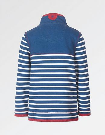 Mini Stripe Airlie Sweat