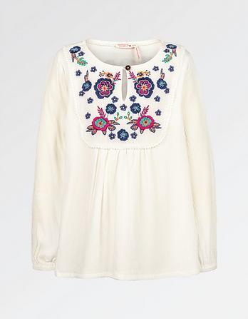 Mera Embroidered Blouse