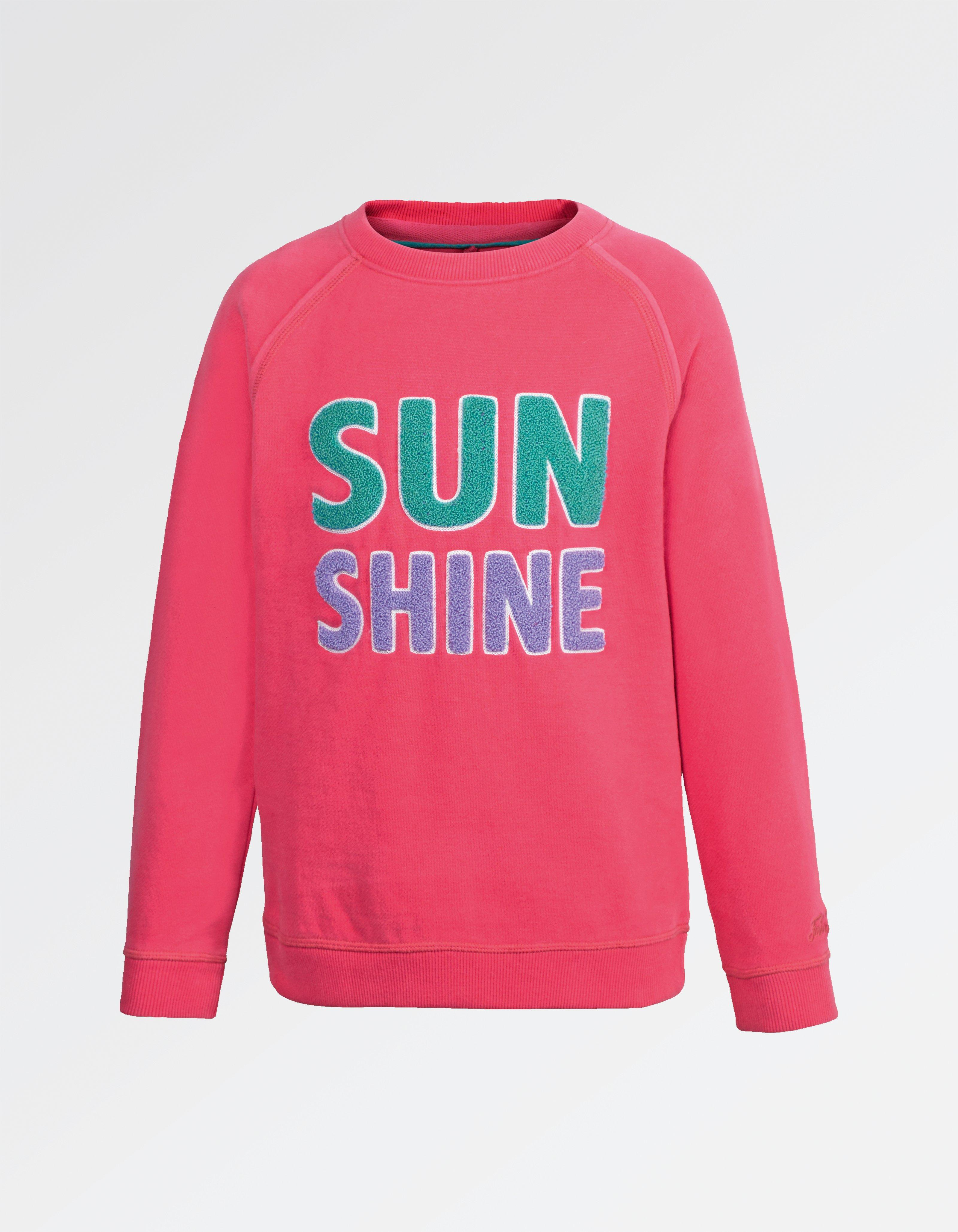 Sunshine Crew Neck Sweatshirt