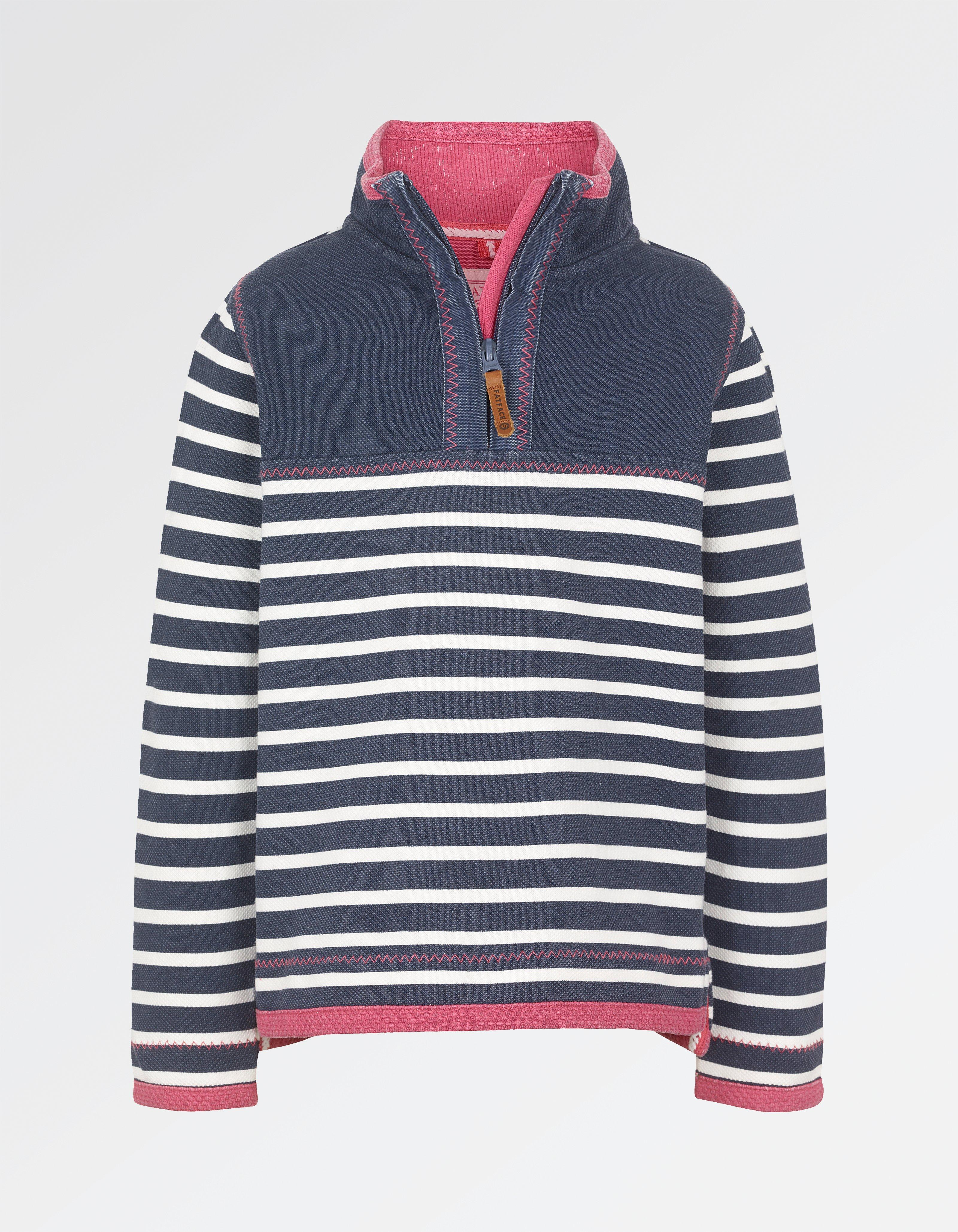 Mini Airlie Stripe Sweatshirt
