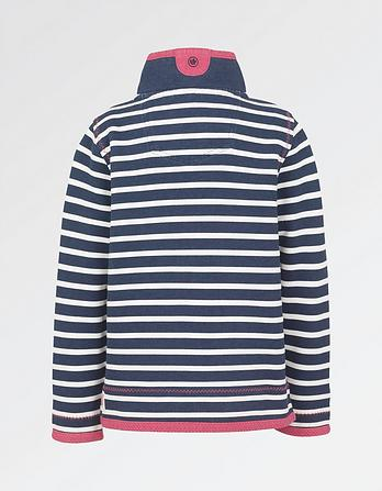 Mini Airlie Stripe Sweat