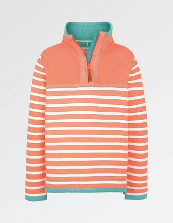 Mini Airlie Stripe Sweatshirt