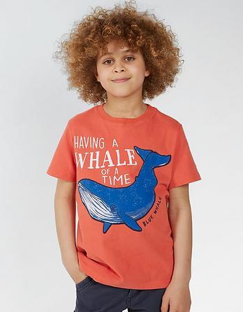 Whale T Shirt