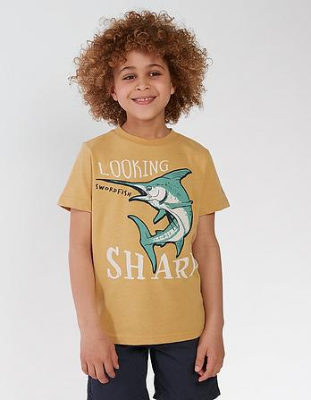 Swordfish Graphic T-Shirt