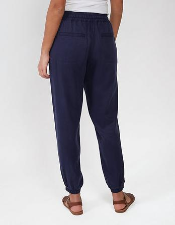Lyme Cuffed Trousers
