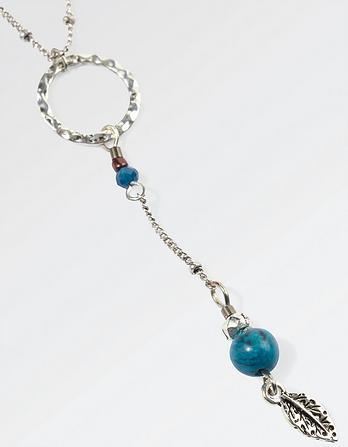 Short Leaf Necklace