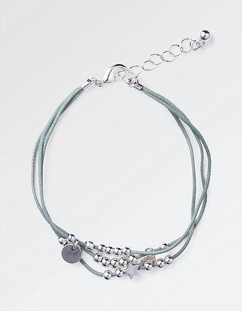 Three Cord Bracelet