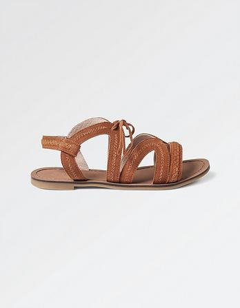 Paignton Lace Up Sandals