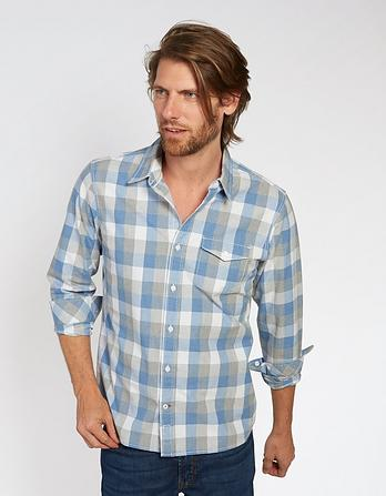 Gomshall Large Gingham Shirt
