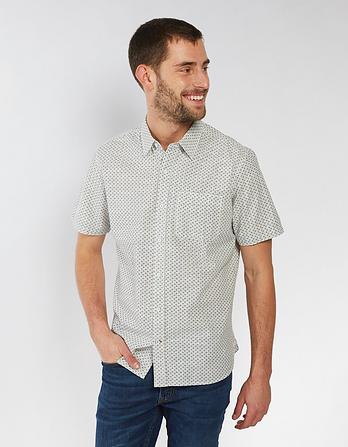 Salcombe Ditsy Print Shirt