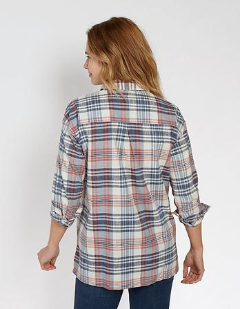 Jessie Slub Check Shirt