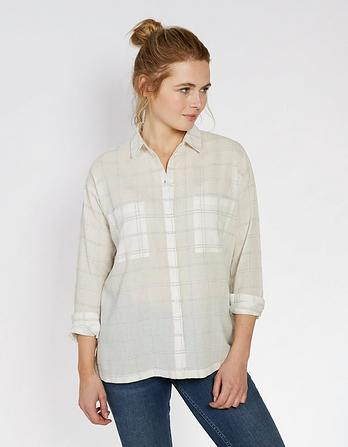Jessie Grid Check Shirt
