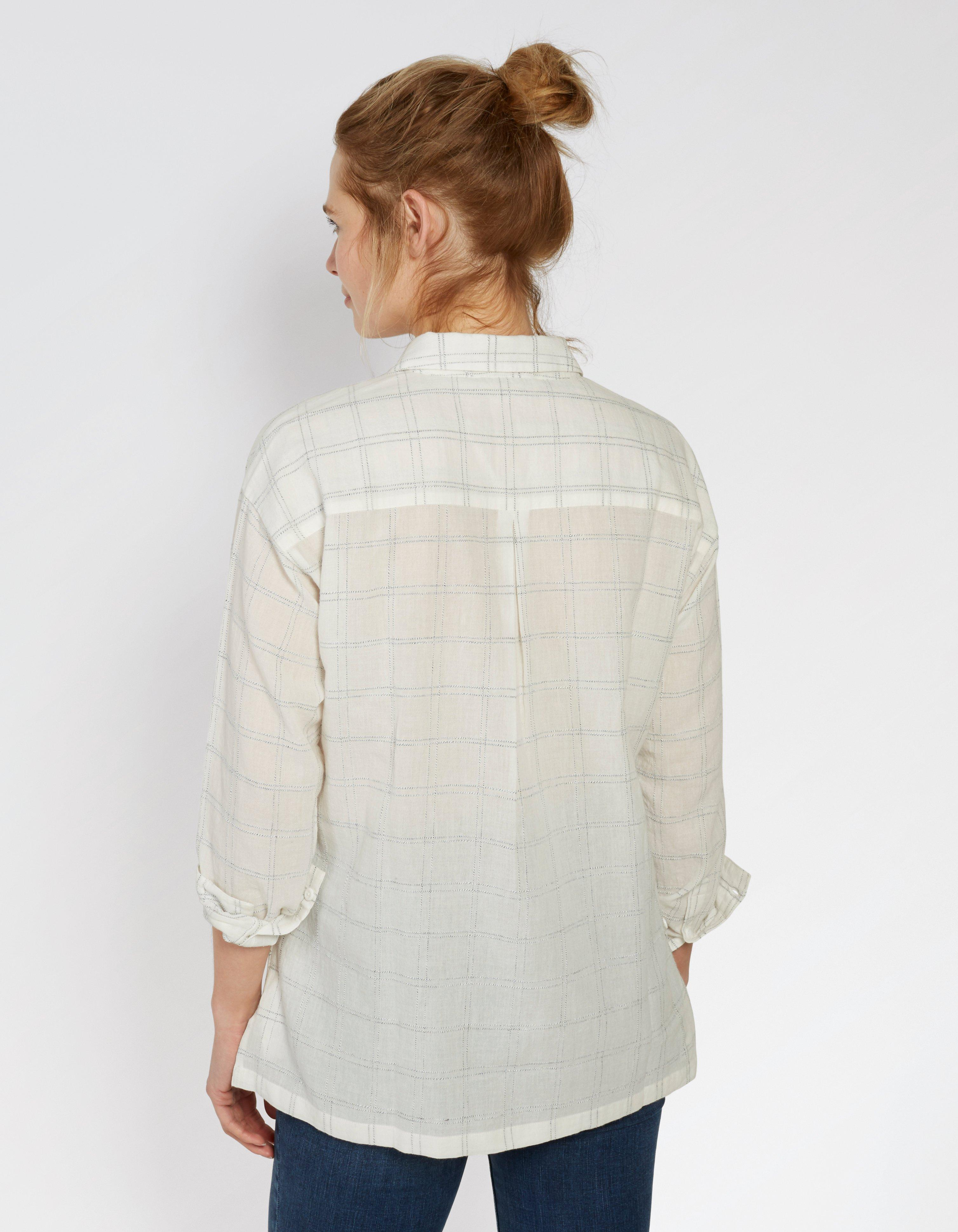 Jessie Grid Check Shirt
