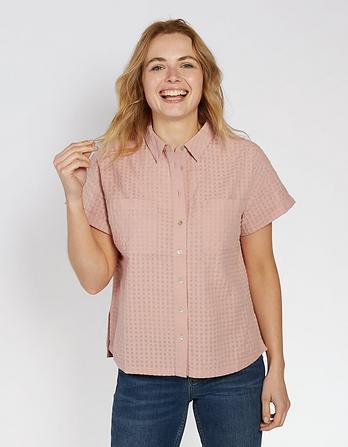 Agnes Short Sleeve Shirt