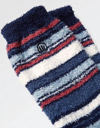 Two Pack Stripe Fluvia Socks