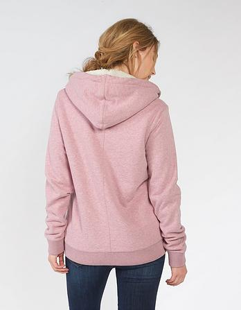 Kendal Borg Lined Hoody